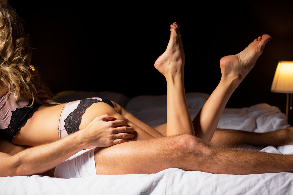 How To Stop Sex Being Over . . . Before It Has Hardly Begun!